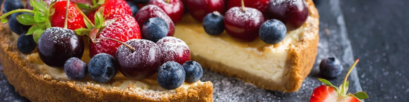 Let Them Eat Cheesecake